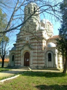 Църквата в Суворово