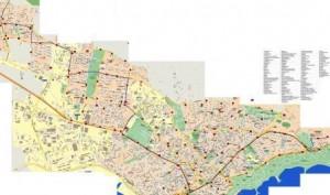 карта 148-маршрут