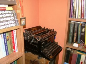 Стара пишеща машина